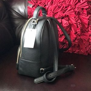 kate spade Bags - Kate spade leather backpack NWT